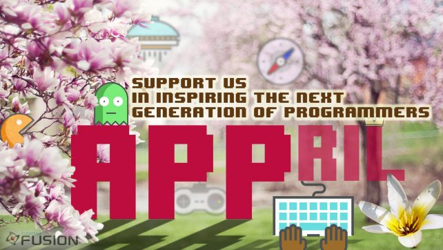 APPril: simple & short video tutorials guiding you from nothing to game in 5/10/30 sessions